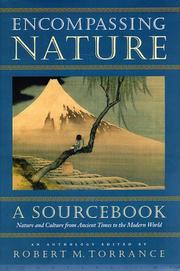 Cover of: Encompassing Nature | Robert M. Torrance