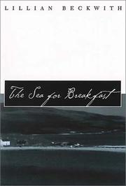 Cover of: The Sea for Breakfast by Lillian Beckwith