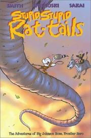 Cover of: Stupid Stupid Rat-Tails (Bone Book) (Bone Book) | Jeff Smith