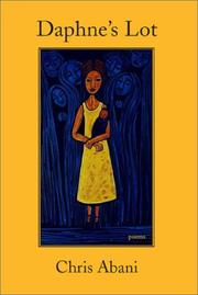 Cover of: Daphne's Lot | Christopher Abani