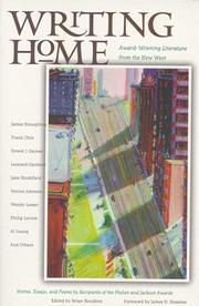Cover of: Writing Home by James D. Houston