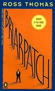 Cover of: Briarpatch | Ross Thomas