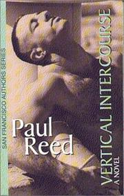 Cover of: Vertical intercourse by Reed, Paul