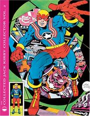 Cover of: Collected Jack Kirby Collector, Volume Two | Jack Kirby