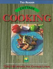Cover of: Cottage Cooking (Cottage Country) | Ted Reader