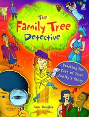Cover of: The Family Tree Detective | Ann Douglas