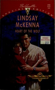 Heart Of The Wolf by Lindsay McKenna