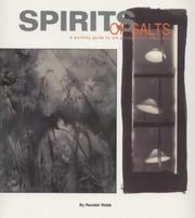 Cover of: Spirits of Salts | Randall Webb