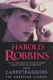 Cover of: The Carpetbaggers (American Classic) by Harold Robbins