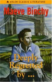 Deeply Regretted By (Arlen Classic Literature)