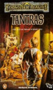 Cover of: Tantras by Richard Awlinson