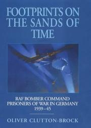 Cover of: Footprints on the sands of time by Oliver Clutton-Brock