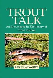Cover of: Trout Talk | Lesley Crawford
