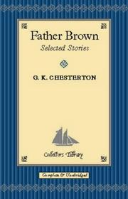 Cover of: Father Brown | G. K. Chesterton