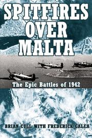 Cover of: Spitfires over Malta by Brian Cull