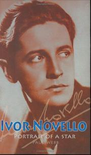 Cover of: Ivor Novello (H Books) (H Books) | Paul Webb