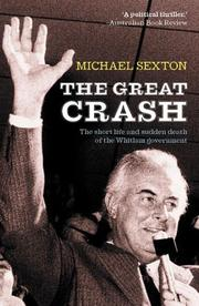 Cover of: The Great Crash | Michael Sexton