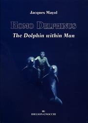 Cover of: Homo delphinus | Jacques Mayol