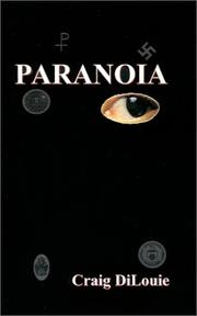 Cover of: Paranoia by Craig DiLouie