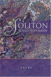 Cover of: Soliton | Roald Hoffmann