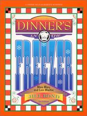 Cover of: Dinner's in the Freezer by Jill Bond