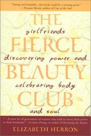Cover of: The Fierce Beauty Club by Elizabeth Herron