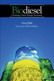 Cover of: Biodiesel | Greg Pahl