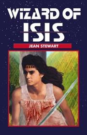 Cover of: Wizard of Isis by Stewart, Jean
