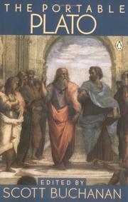 Cover of: The Dialogues of Plato by Plato