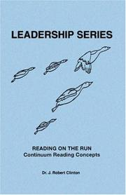 Cover of: Reading on the Run, Continuum Reading Concepts by J. Robert Clinton