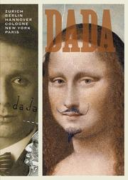 Cover of: Dada by Kurt Schwitters