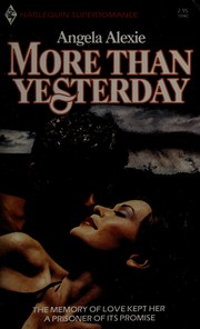 More Than Yesterday