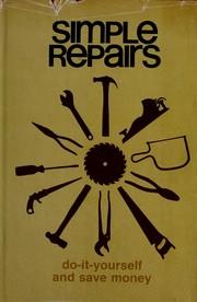 Simple repairs
