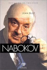 Cover of: Nabokov | Blot, Jean