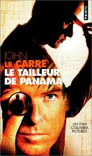 Cover of: Le Tailleur de Panama by John le Carré