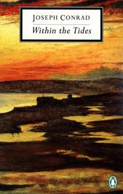 Cover of: Within the tides by Joseph Conrad