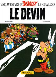 Cover of: Le devin by René Goscinny
