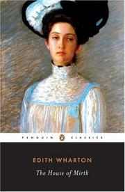 Cover of: The house of mirth by Edith Wharton