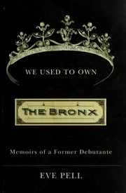 We used to own the Bronx