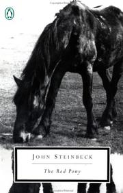 The Red Pony  Illustrations by Wesley Dennis  John Steinbeck  Wesley  Dennis  Amazon com  Books