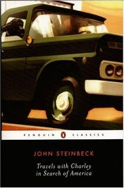 Cover of: Travels with Charley by John Steinbeck