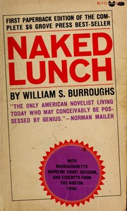 Naked Lunch (1960s A)
