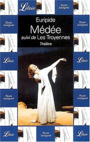 Cover of: Medea by Euripides