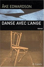 Cover of: Danse avec l'ange | Åke Edwardson