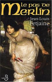 Cover of: Le Pas de Merlin | Jean-Louis Fetjaine