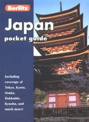 Cover of: Japan | Dennis Kessler