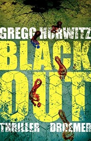 Cover of: Blackout | Gregg Hurwitz