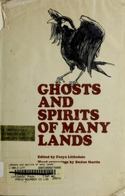 Ghosts and spirits of many lands