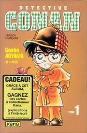 Cover of: Détective Conan, tome 1 by Gosho Aoyama