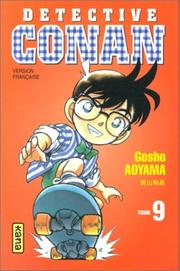 Cover of: Détective Conan, tome 9 by Gosho Aoyama
